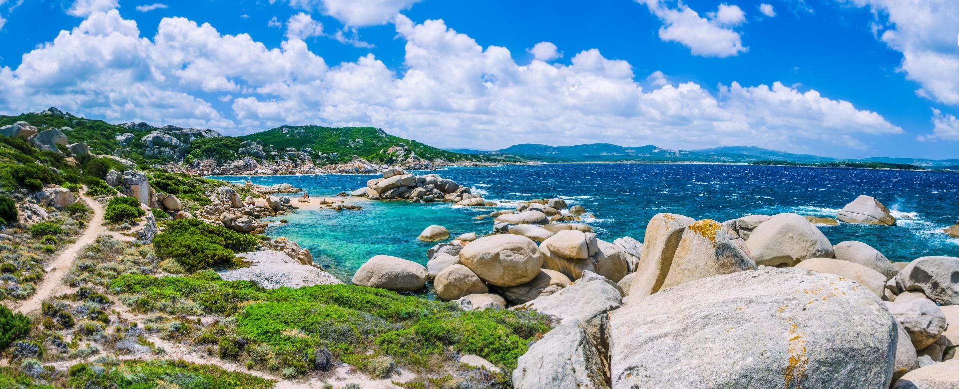 Voyage à pied Italie : Golfe d'orosei et costa smeralda