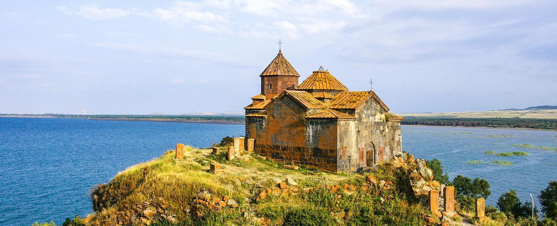 Voyage à pied : Perles du caucase