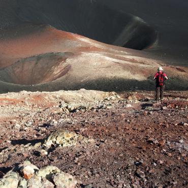 Santo Antão et volcan de Fogo