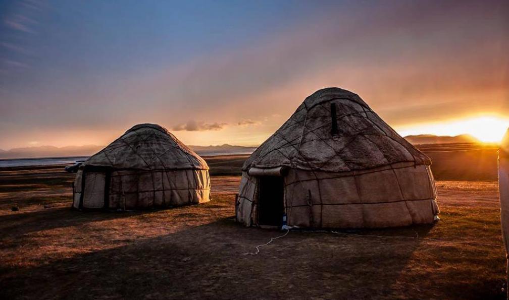 Image Petits baroudeurs nomades