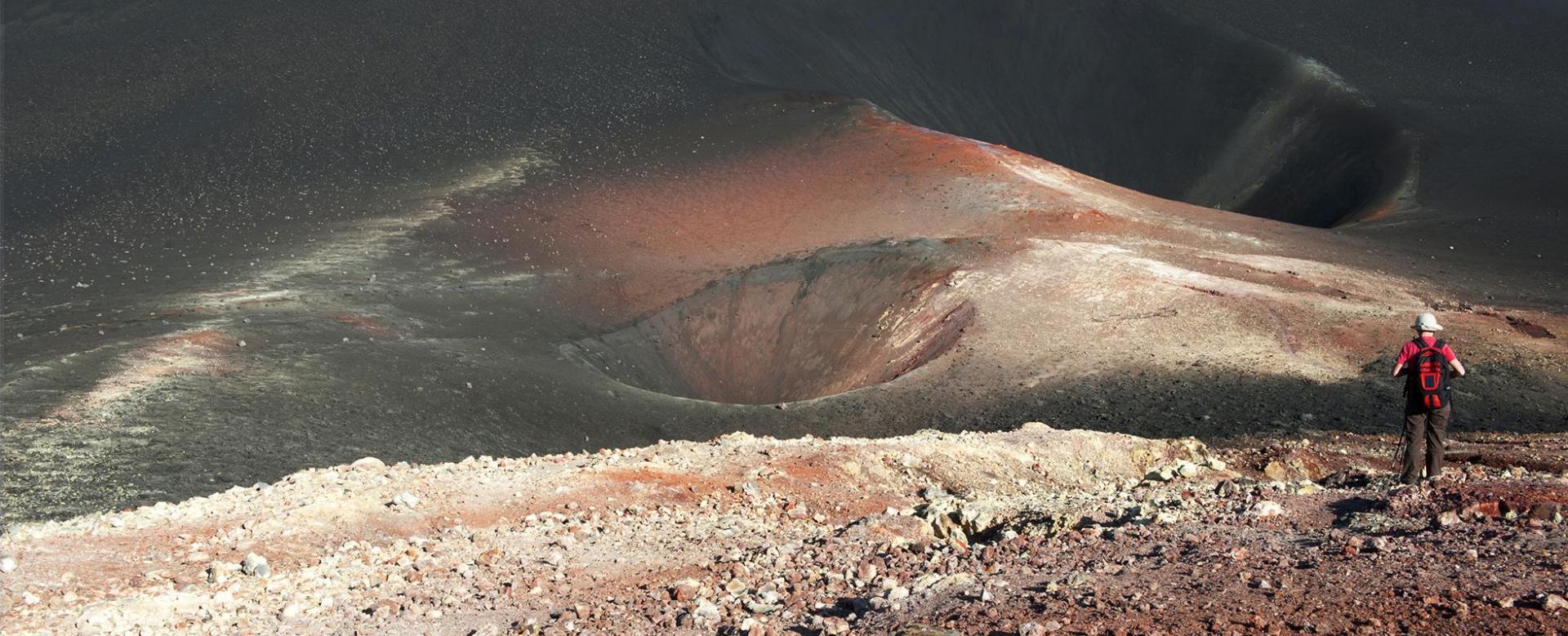Voyage à pied : Santo antão et volcan de fogo
