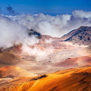 Hawaii, entre volcans et tropiques