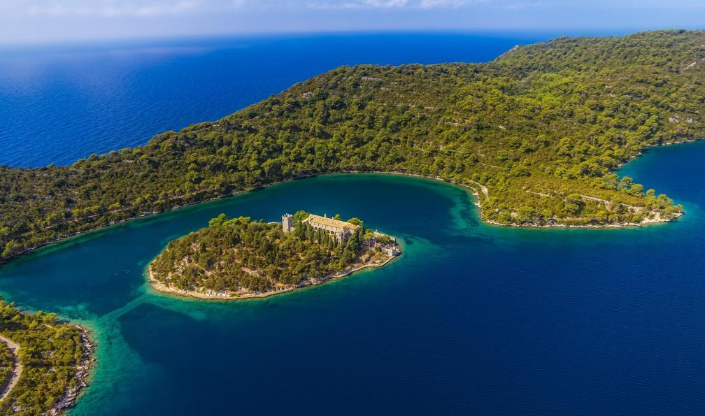 Image Des îles dalmates au monténégro