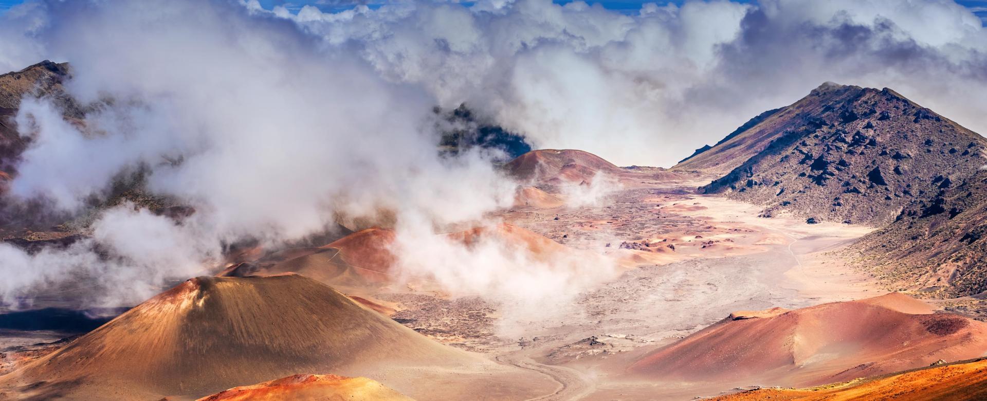 Trekking États-Unis : Hawaii, entre volcans et tropiques