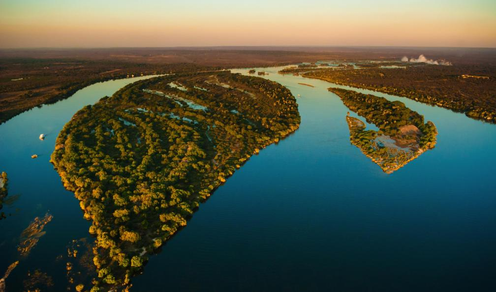Image Des chutes victoria au lac malawi