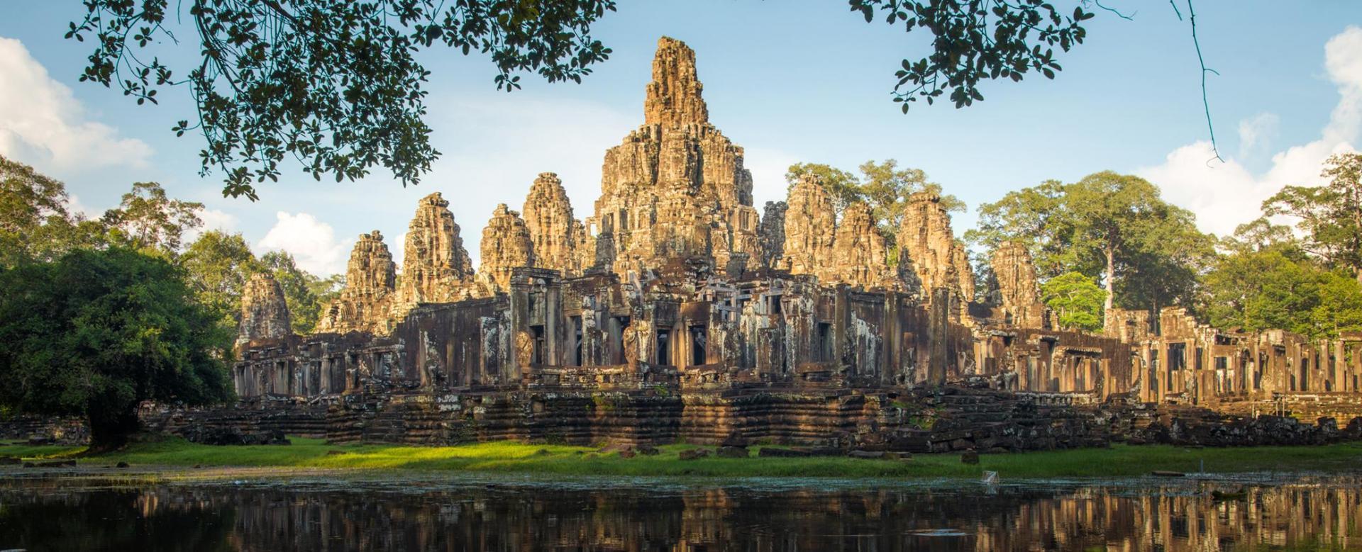 Voyage à vélo : Cambodge : Splendeurs cambodgiennes à vélo