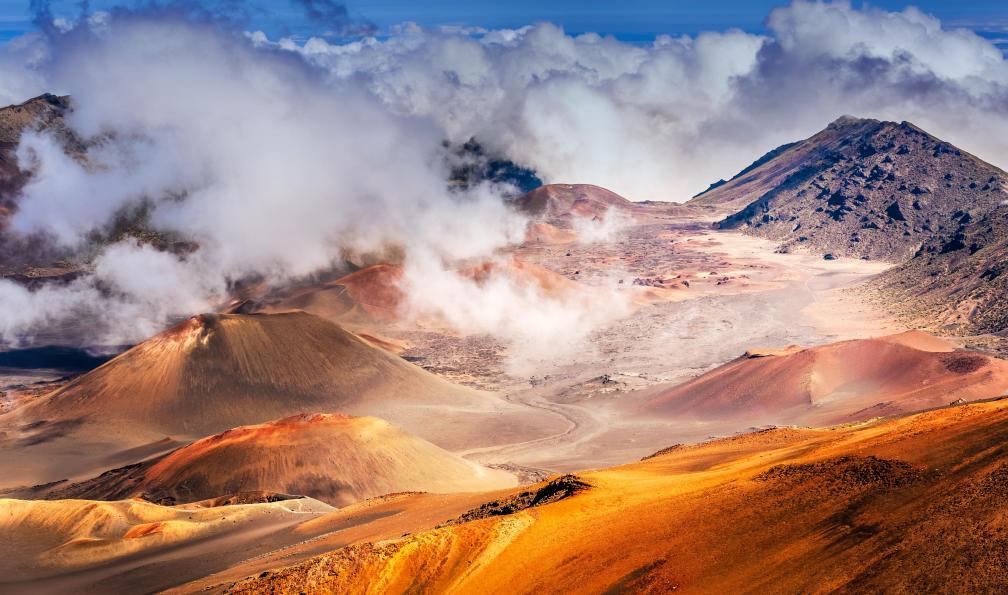Image Hawaii, les montagnes de feu
