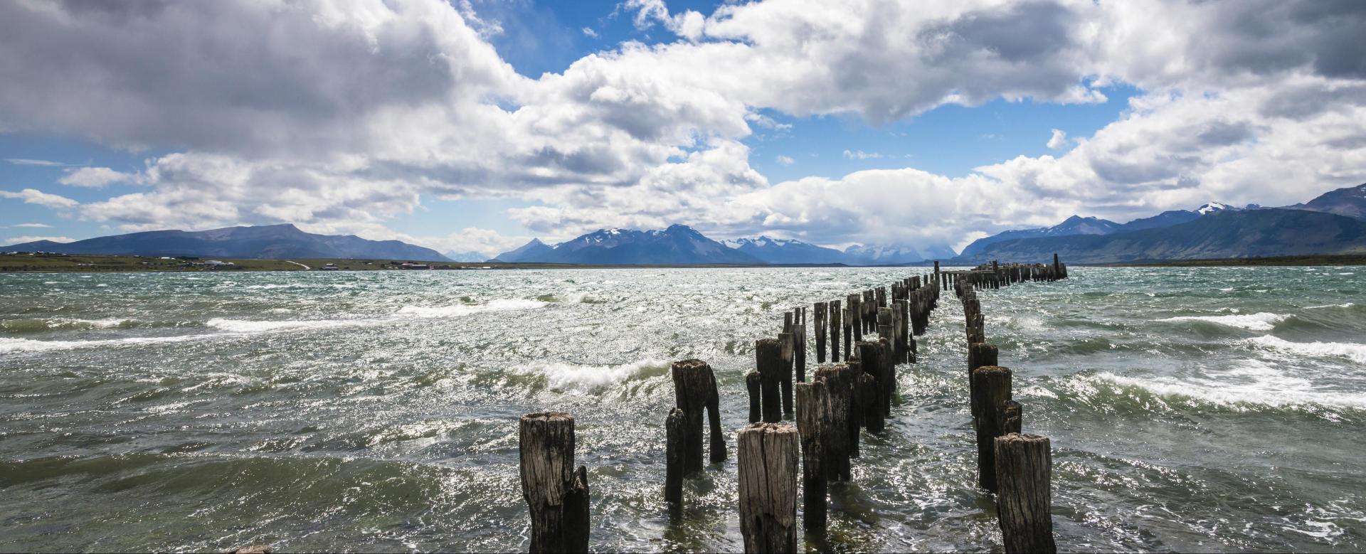 Voyage à pied : Terre de feu, patagonie et route australe