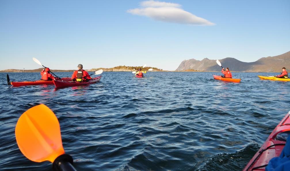 Image Embarquement pour les fjords du nord