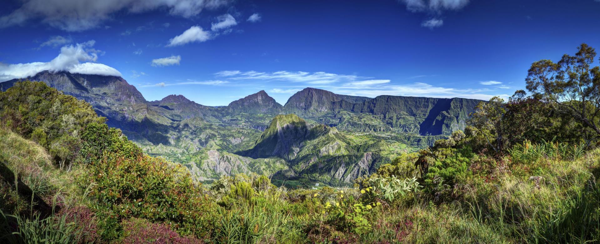 Voyage à pied Réunion : L'île aux trésors