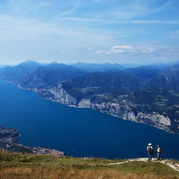 Des Dolomites au lac de Garde