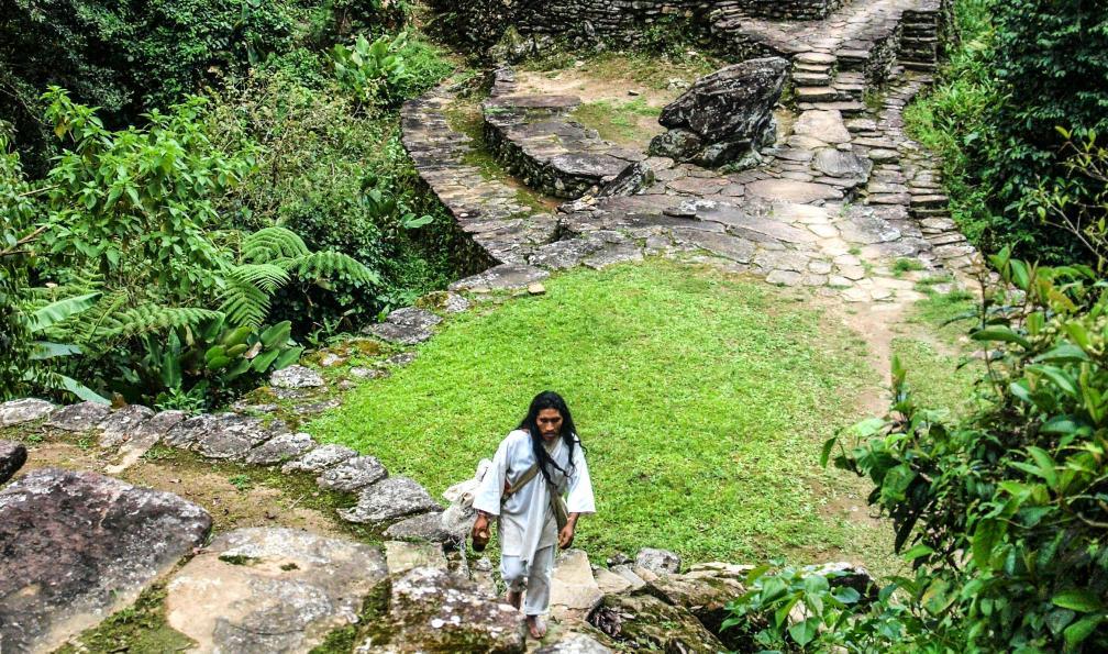 Image Treks de la cité perdue et du tayrona