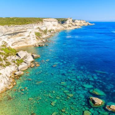 La Corse du Sud à vélo