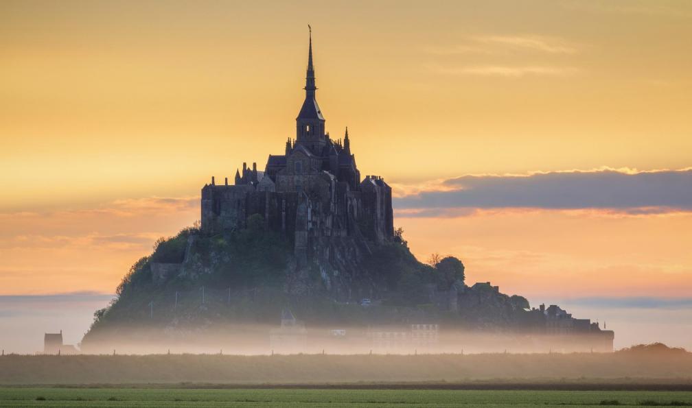 Image Havres normands et mont-saint-michel