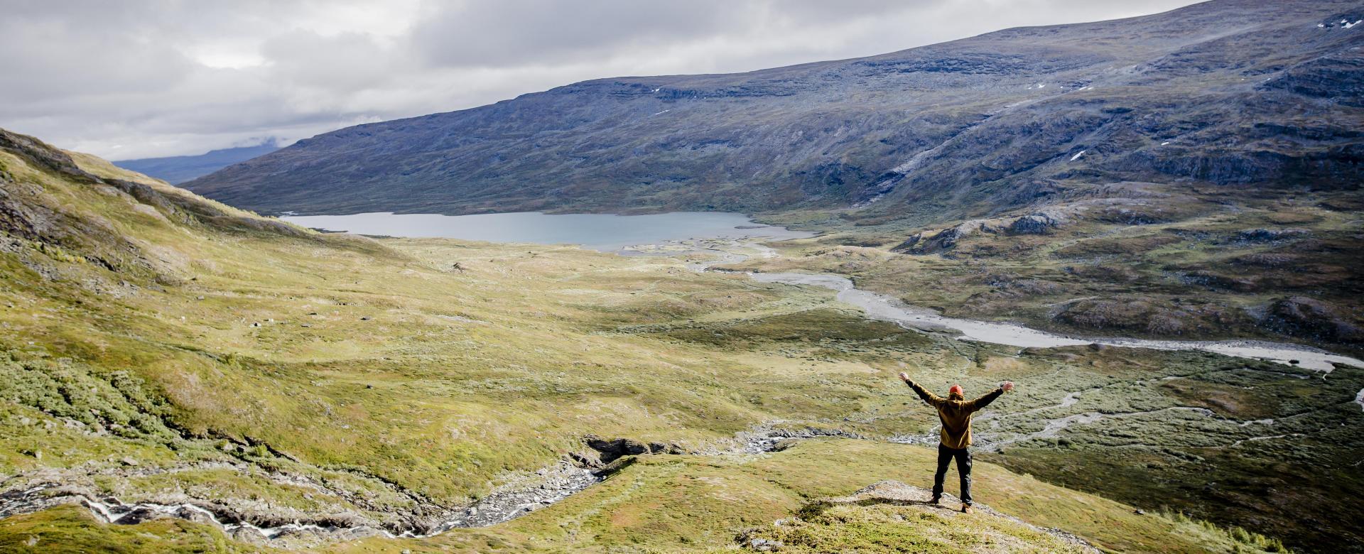 Voyage sur l'eau : Suède : Alpes suédoises, archipel de luleå et taïga