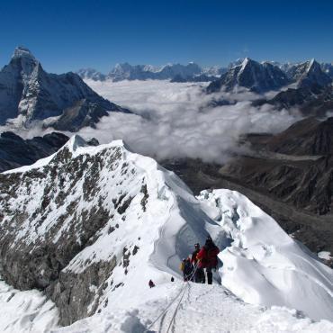 L'Island Peak (6189 m)