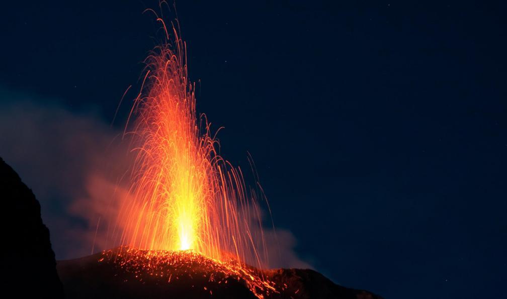Image Des volcans et des dieux