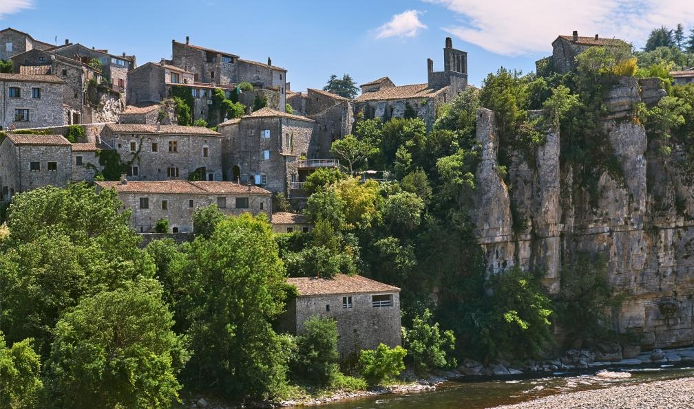 Image Ardèche : pays de caractère
