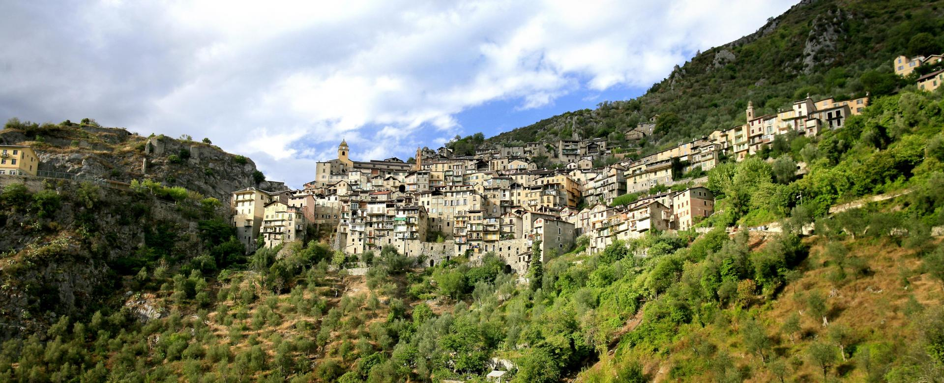 Image Les villages perchés de la roya
