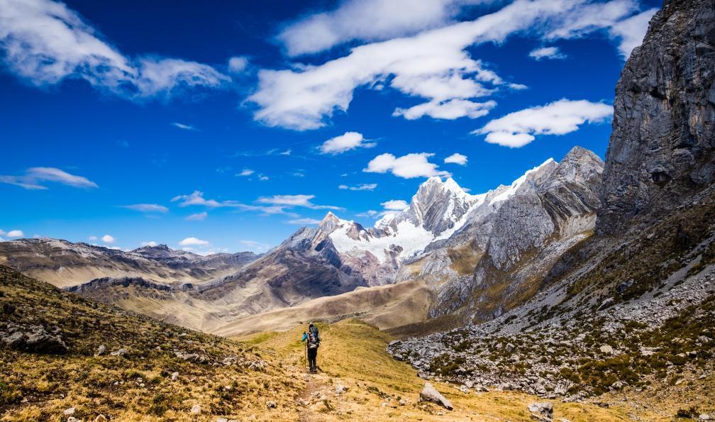 Image  le tour de huayhuash