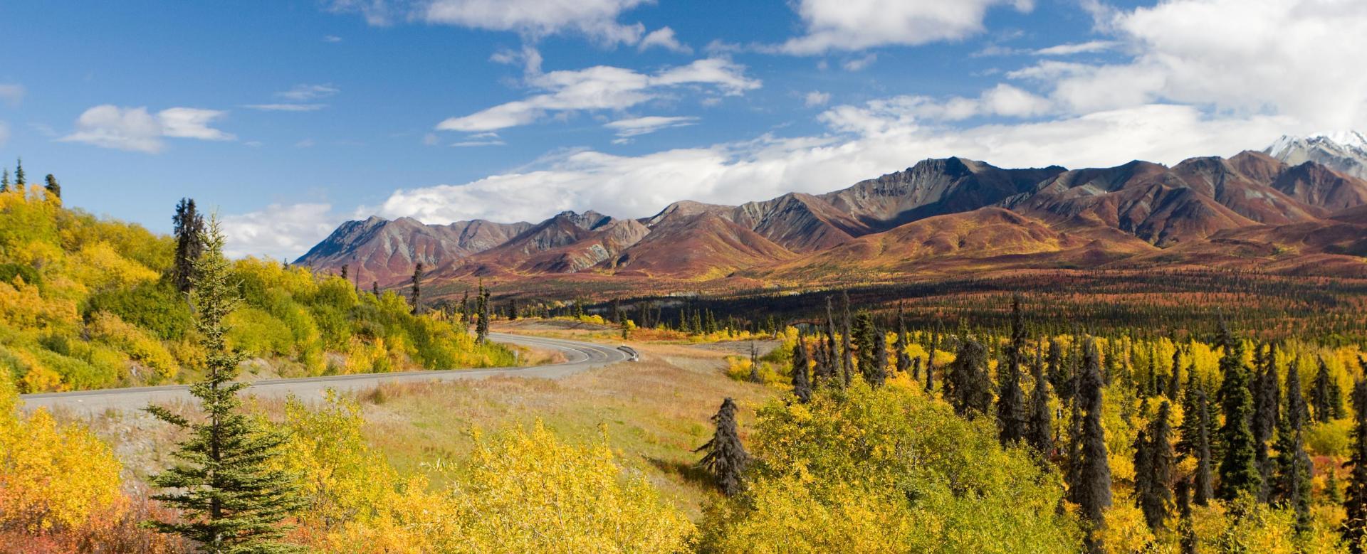 Voyage à pied : Alaska, la dernière frontière