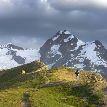 Tour du Mont-Blanc d'altitude