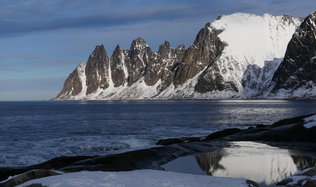 Image Multiactivités sur l'île de senja