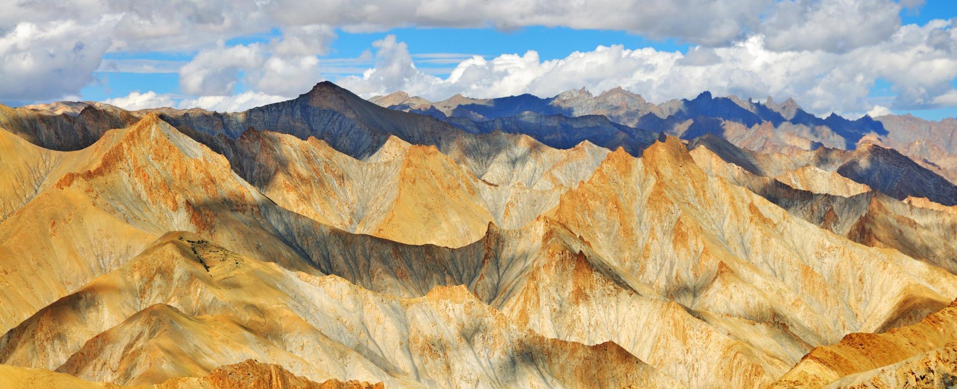 Voyage à pied Inde : Petit tibet et trek de la vallée de markha