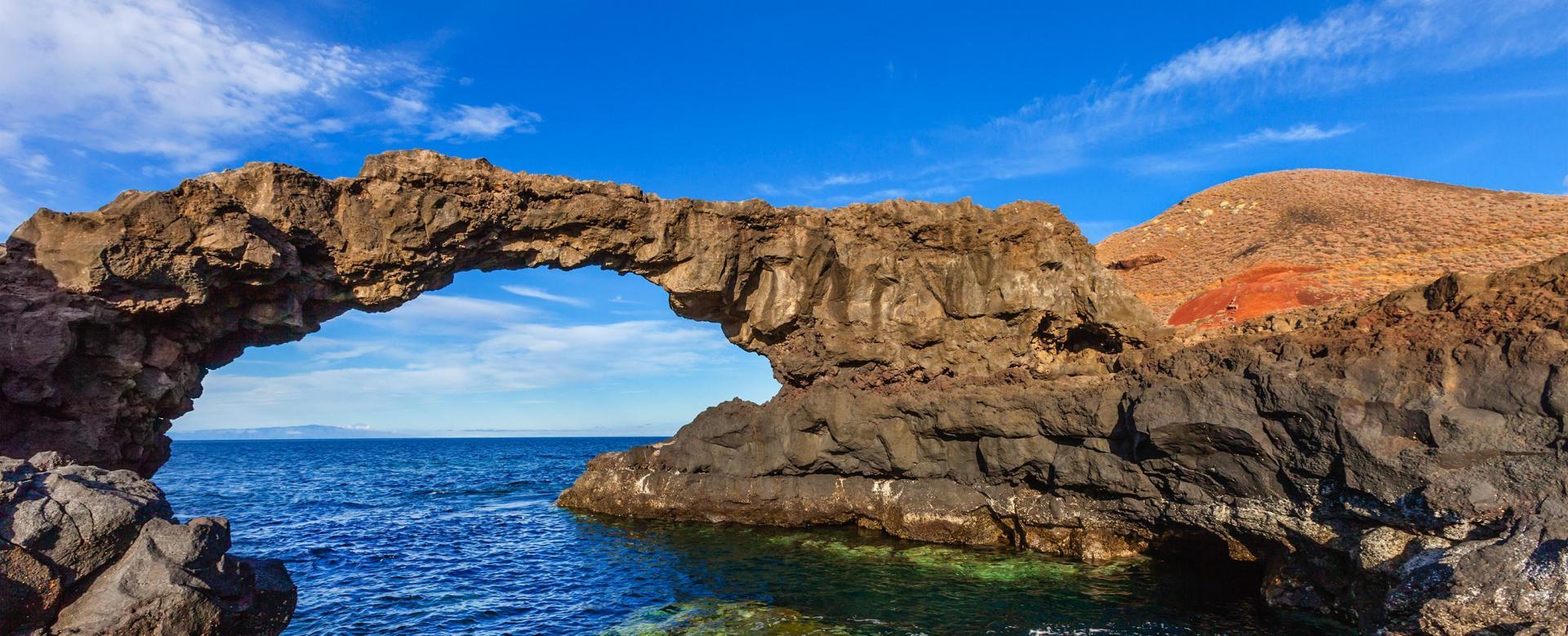 Voyage à pied : Tenerife et la petite hierro
