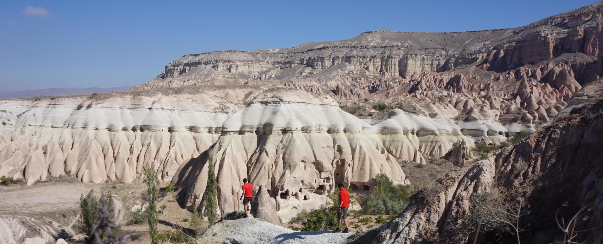 Voyage à pied Turquie : Tour de la cappadoce