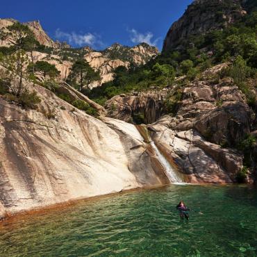 Aventuriers en Corse - famille
