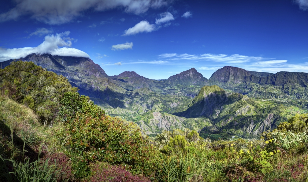 Image Douceurs créoles entre cirques et volcans