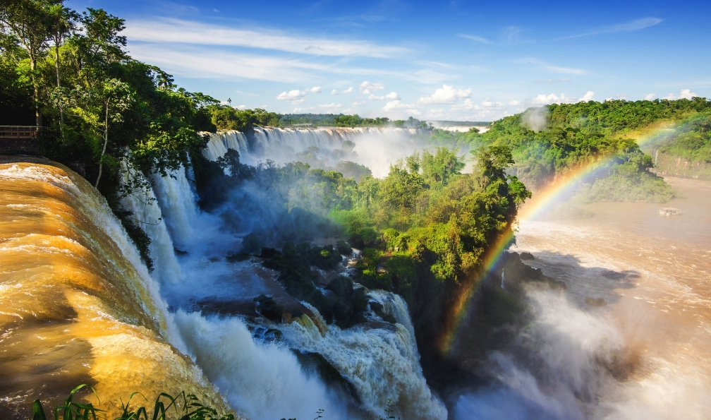 Image Trilogie brésilienne : rio, iguaçu et bahia