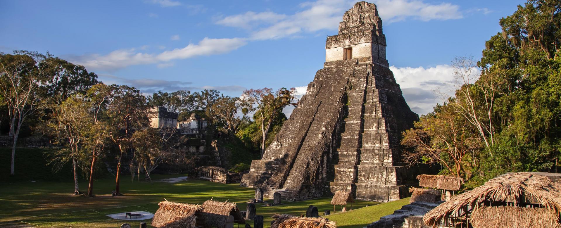 Voyage à pied : Aux sources du monde maya