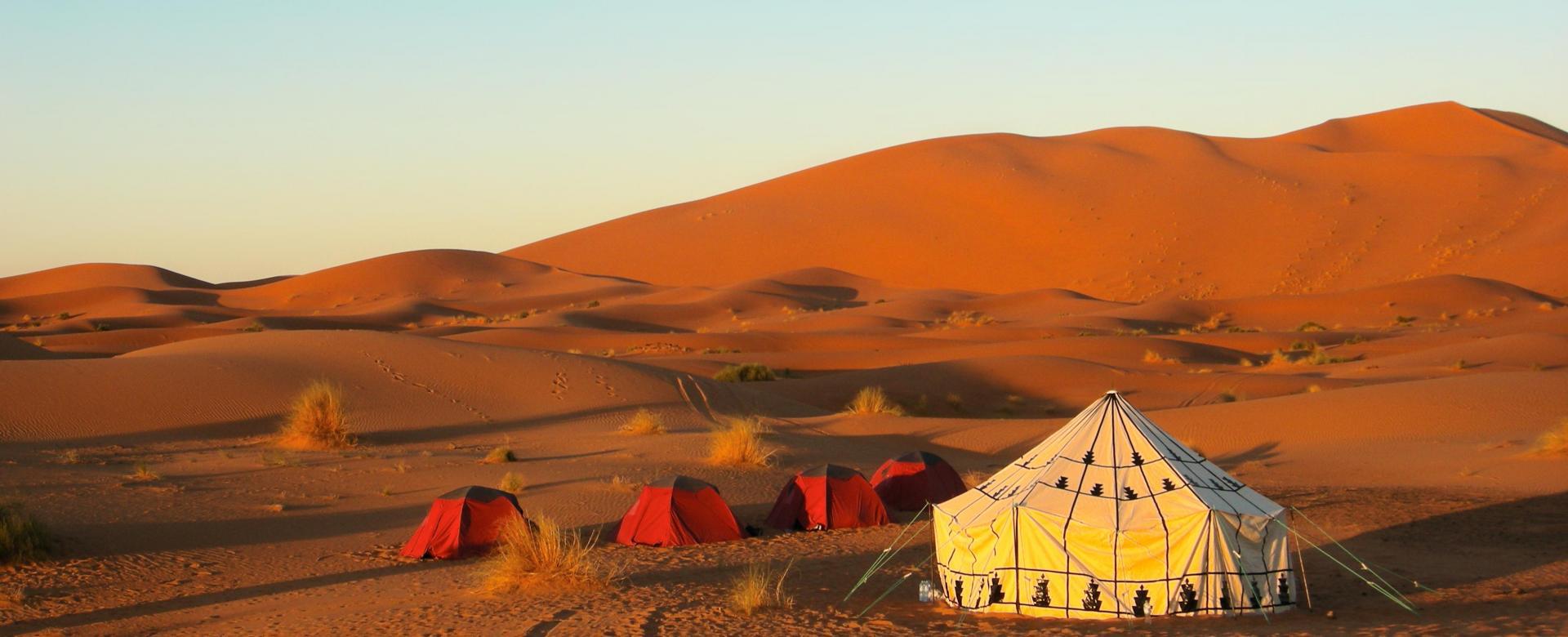 Voyage à pied : Maroc : La caravane du d\'sert