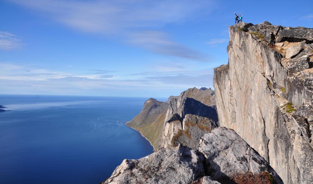Image Archipels du nord : senja, vesterålen et lofoten
