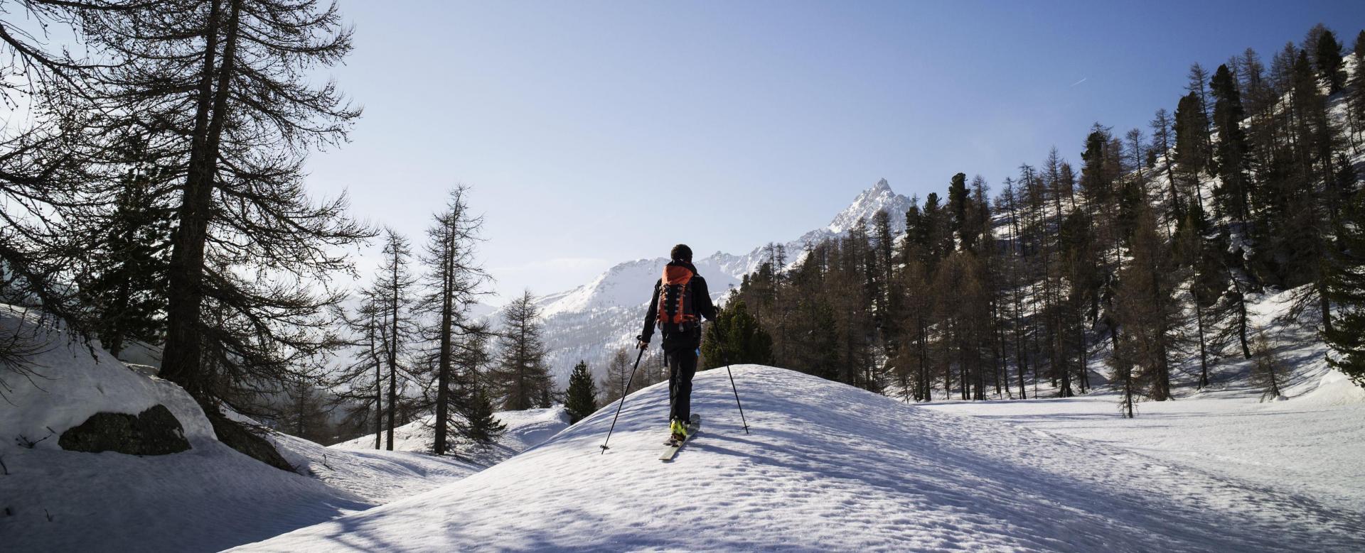 Voyage à pied : Clarée : les plus beaux sommets