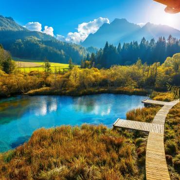 Des Alpes juliennes à l'Adriatique