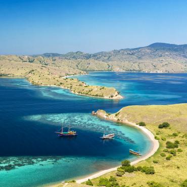 Escapade dans les petites îles de la Sonde