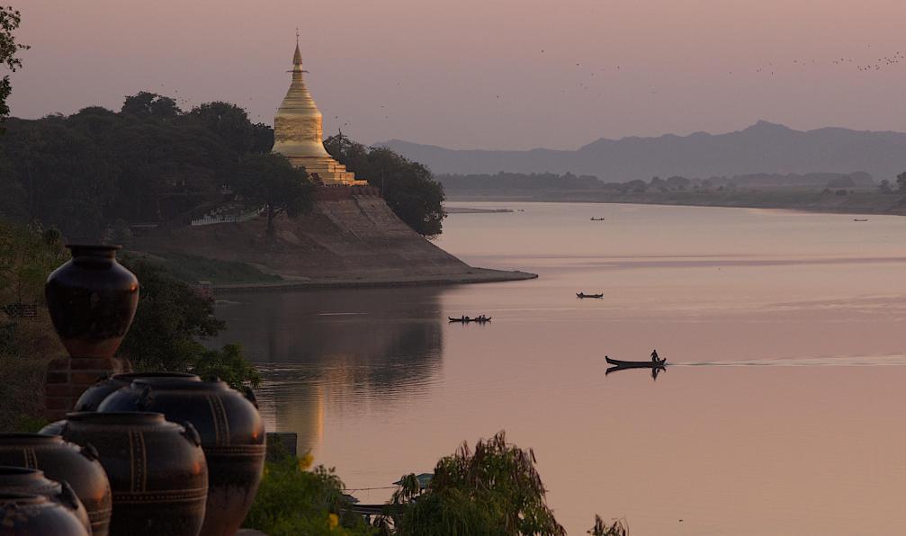 Image Les ors de birmanie
