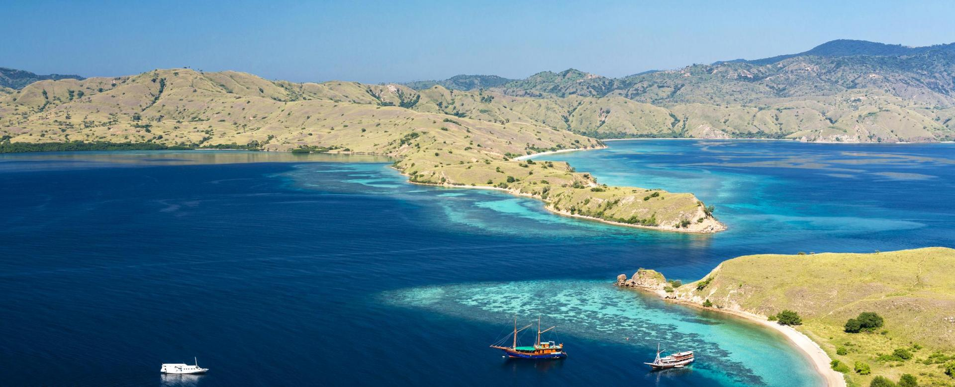 Voyage à pied : Escapade dans les petites îles de la sonde
