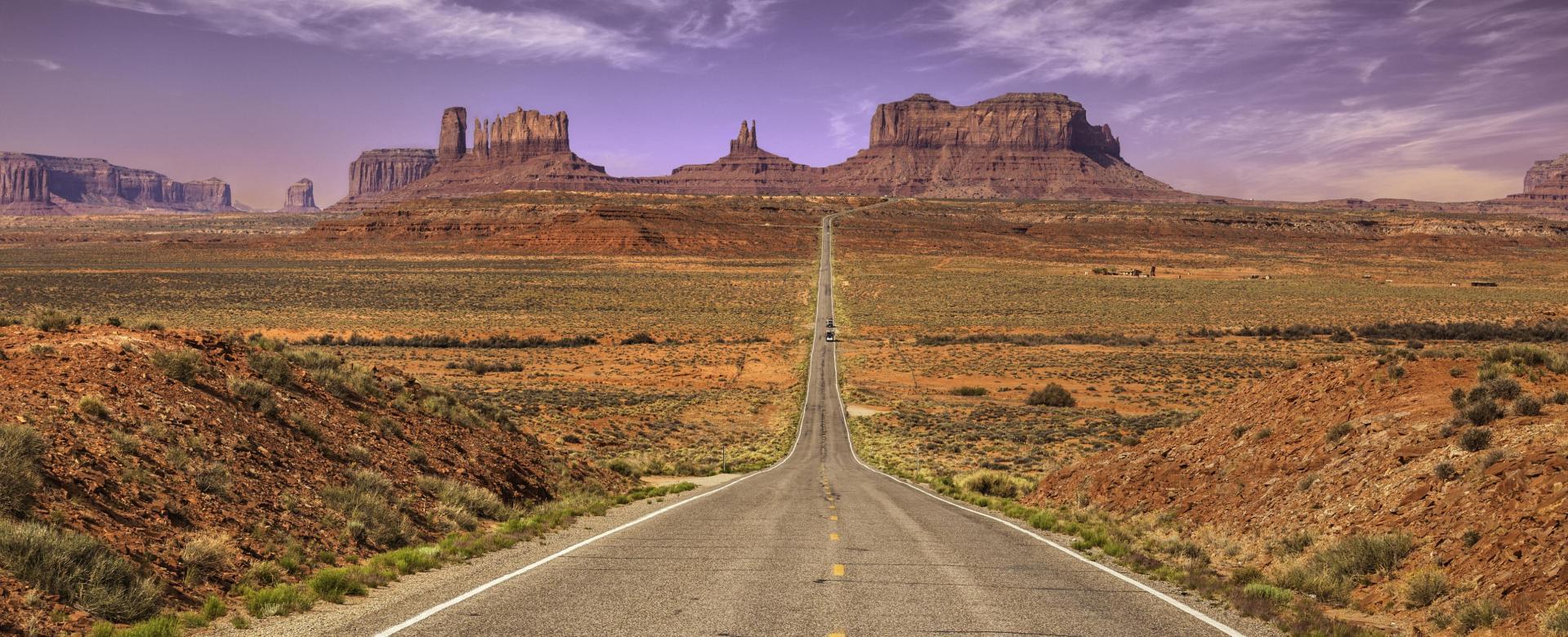 Trekking États-Unis : Les parcs mythiques en van aménagé