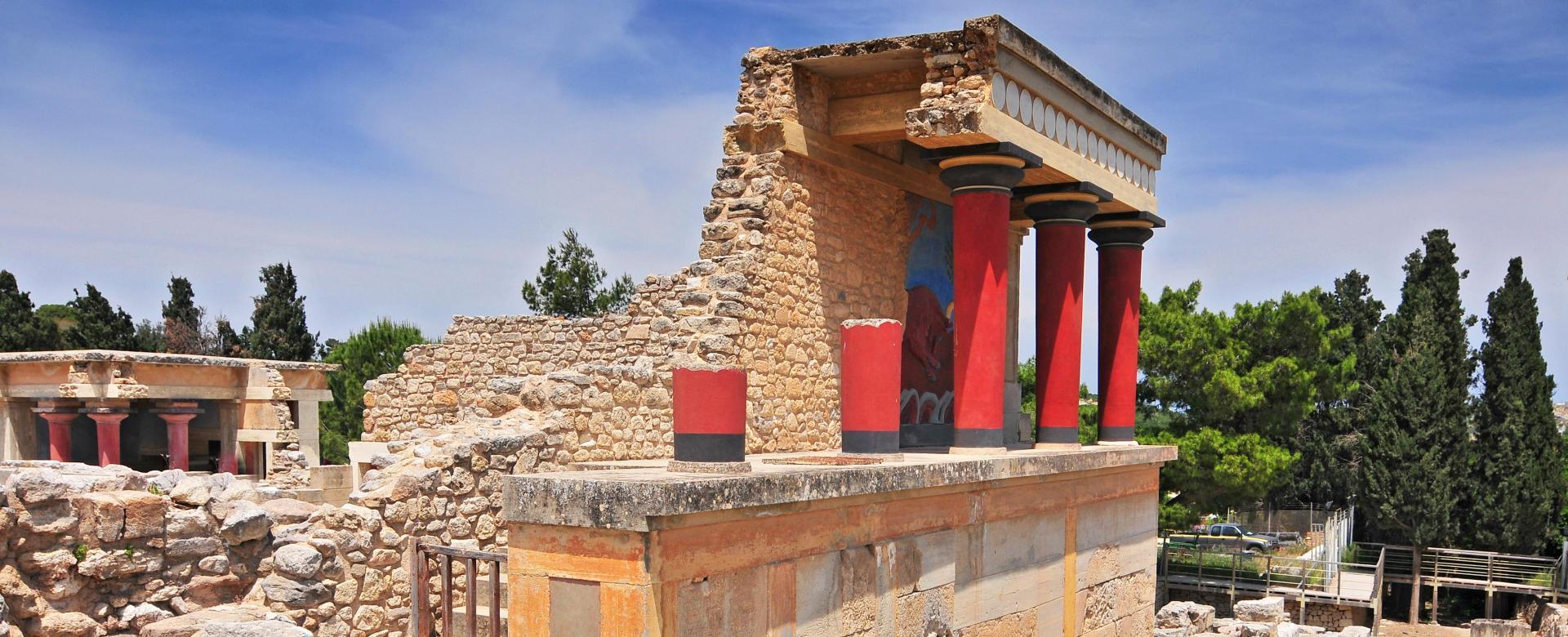 Voyage à pied : Crète : Sur les traces d'ariane