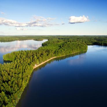 Immersion nature en Laponie