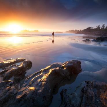 La côte ouest canadienne