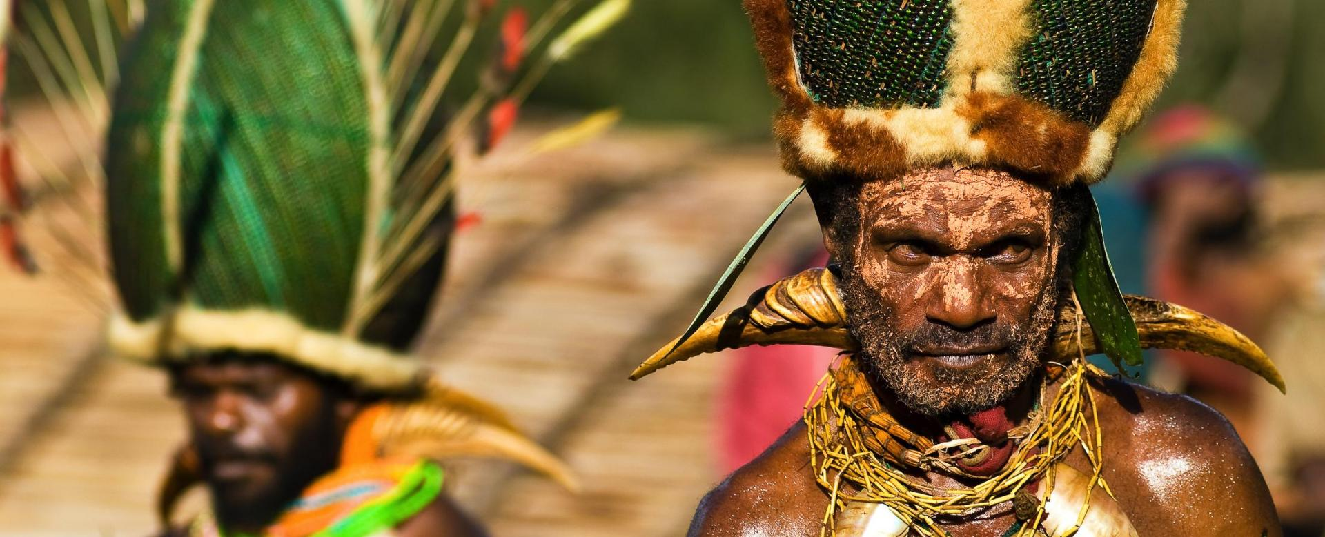 Voyage à pied Papouasie-Nouvelle-Guinée : En territoire papou