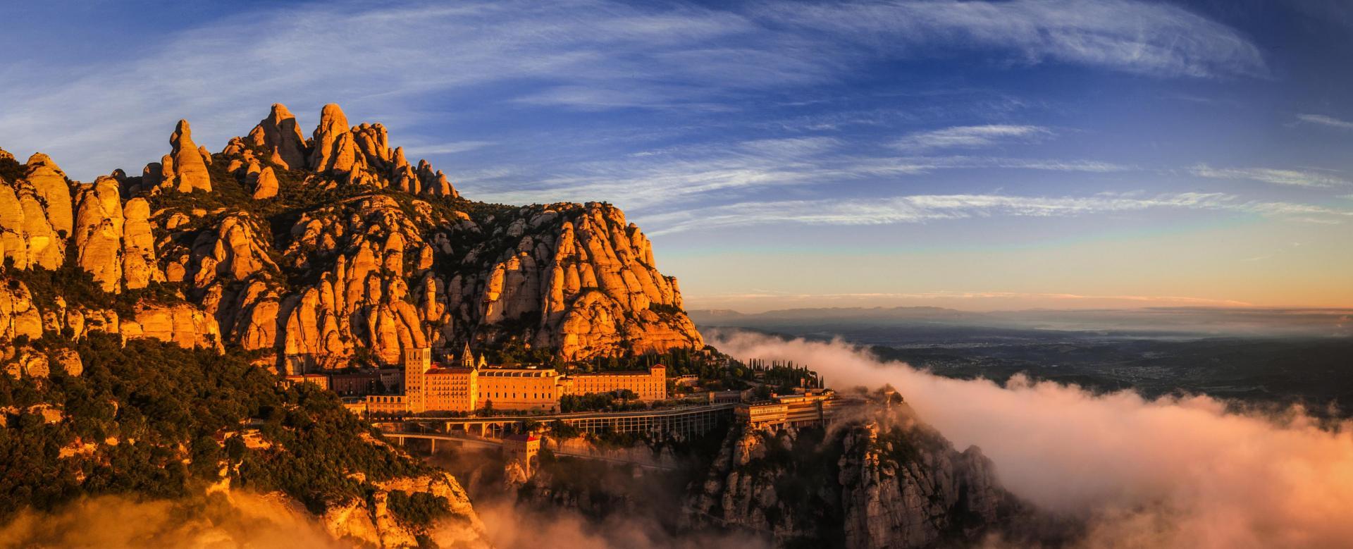 Voyage à pied : Espagne : Réveillon dans les montagnes de barcelone
