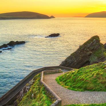 Le grand tour de l'Irlande
