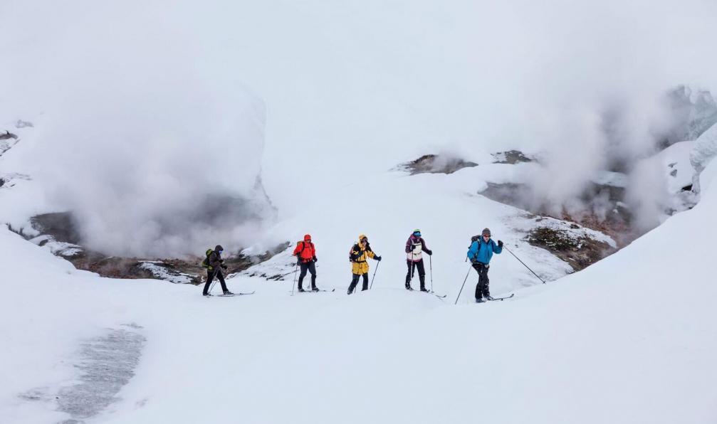 Image La randonnée volcanique