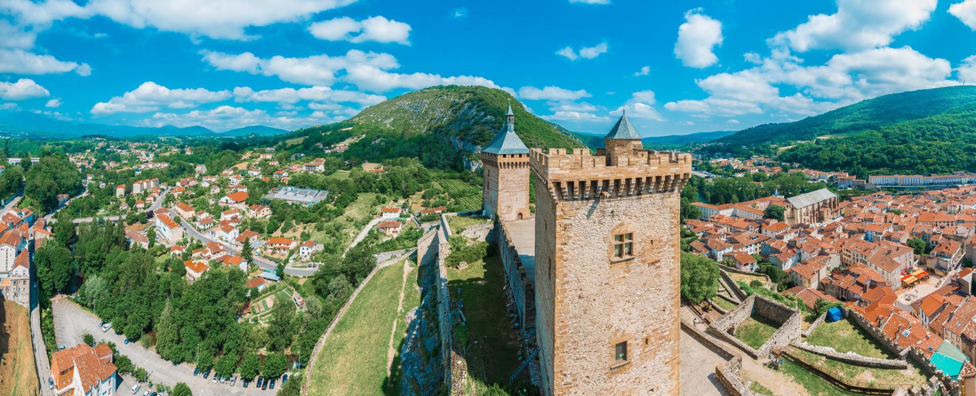 Voyage à pied Espagne : De l'ariège au pays catalan